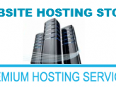 Website Hosting Store